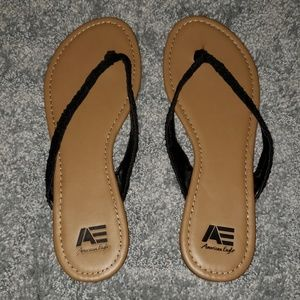 Black American Eagle by Payless Sandals